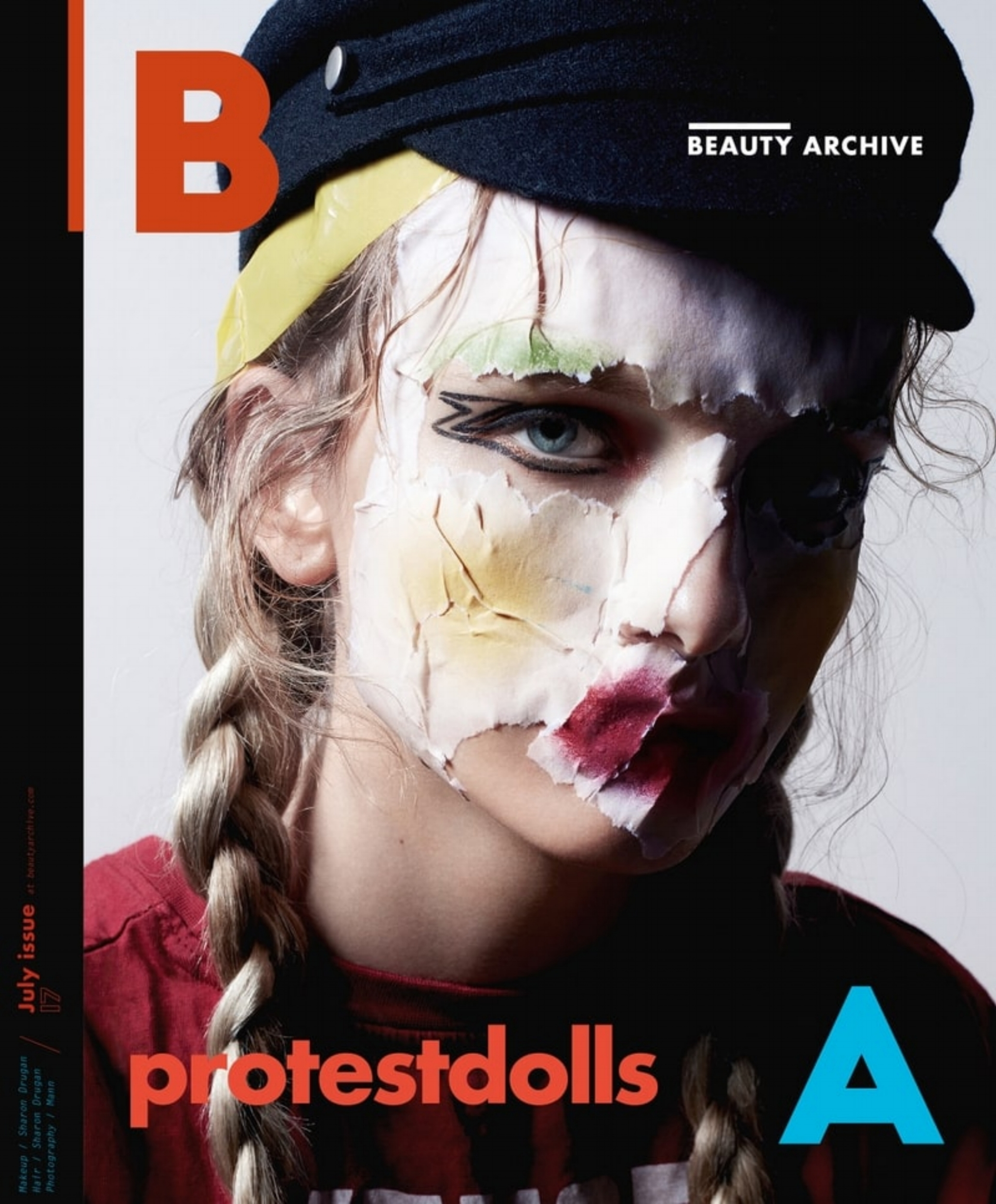 Protest Dolls - Beauty Archive Magazine