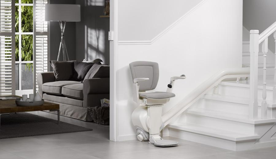Otolift One Curved Stairlift