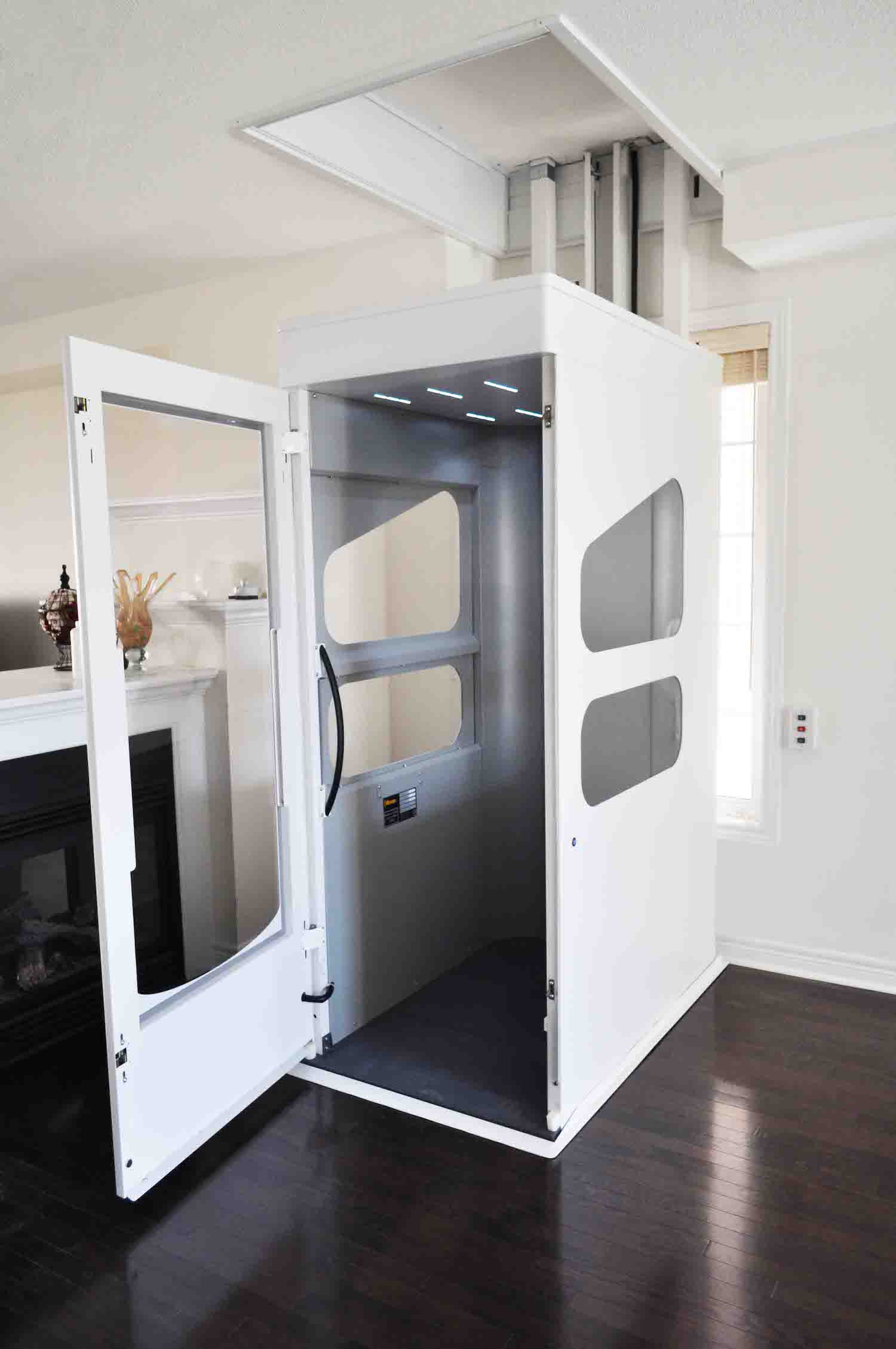 Wessex VE Enclosed Home Lift
