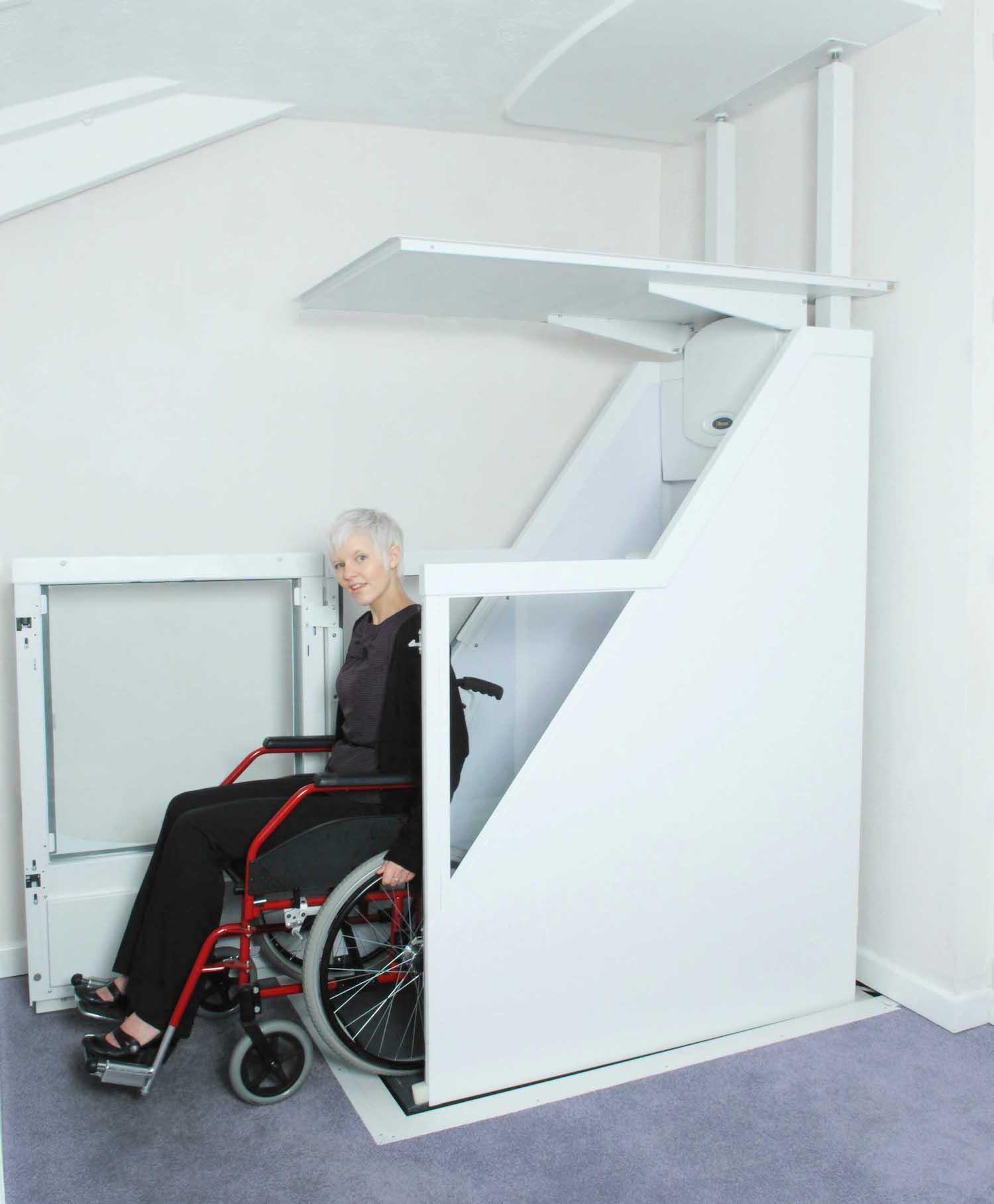 Wessex VM Wheelchair Lift