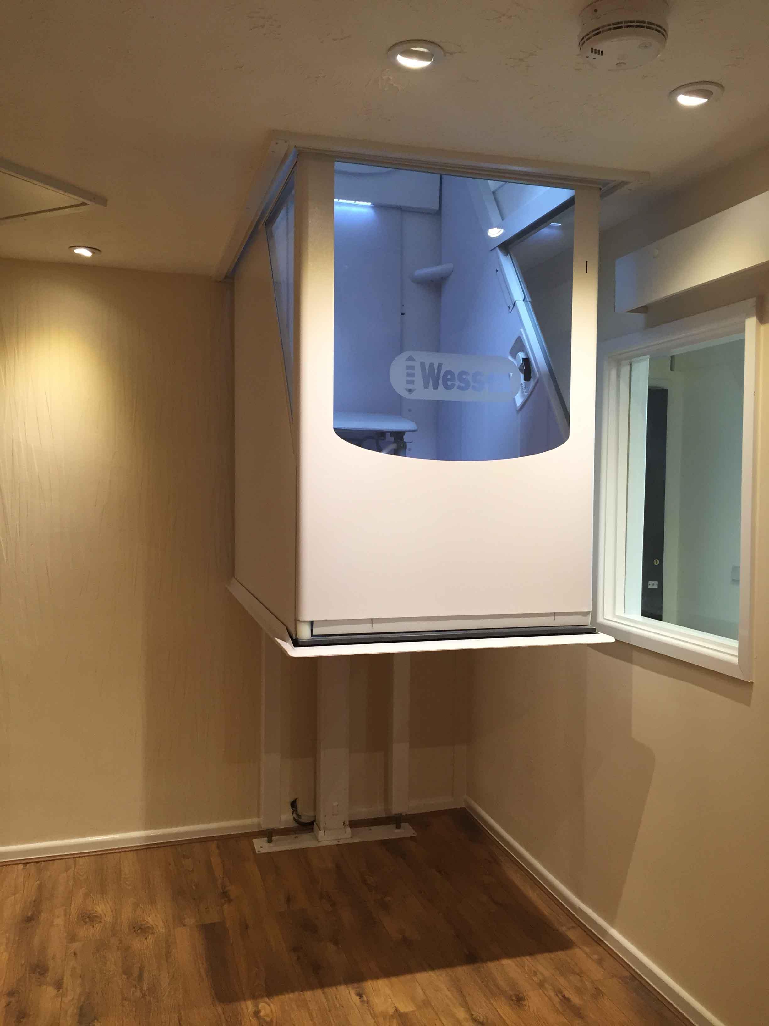 Wessex VM Home Lift