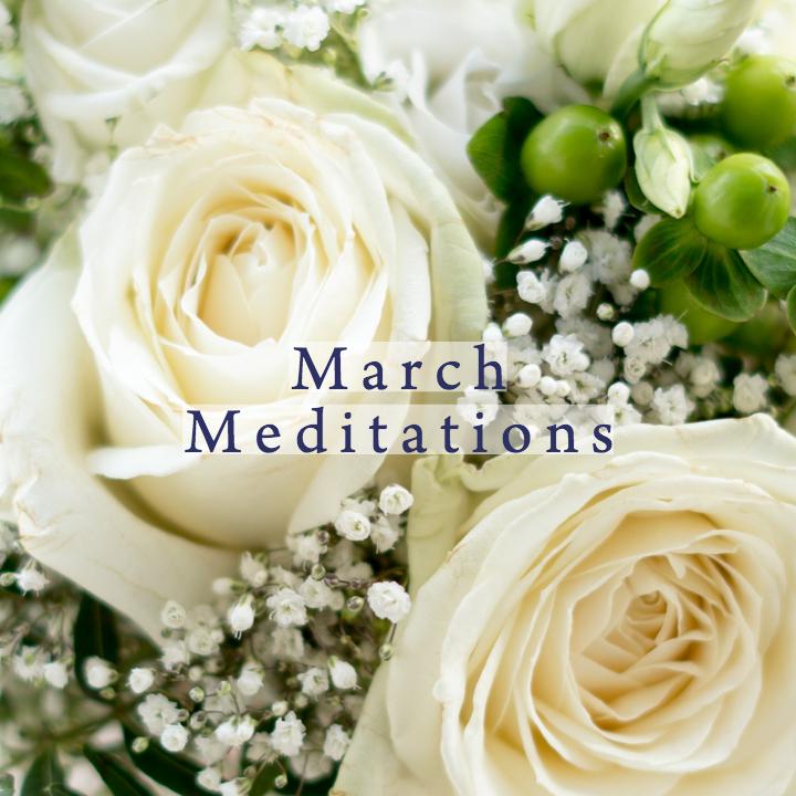 marchmeditations