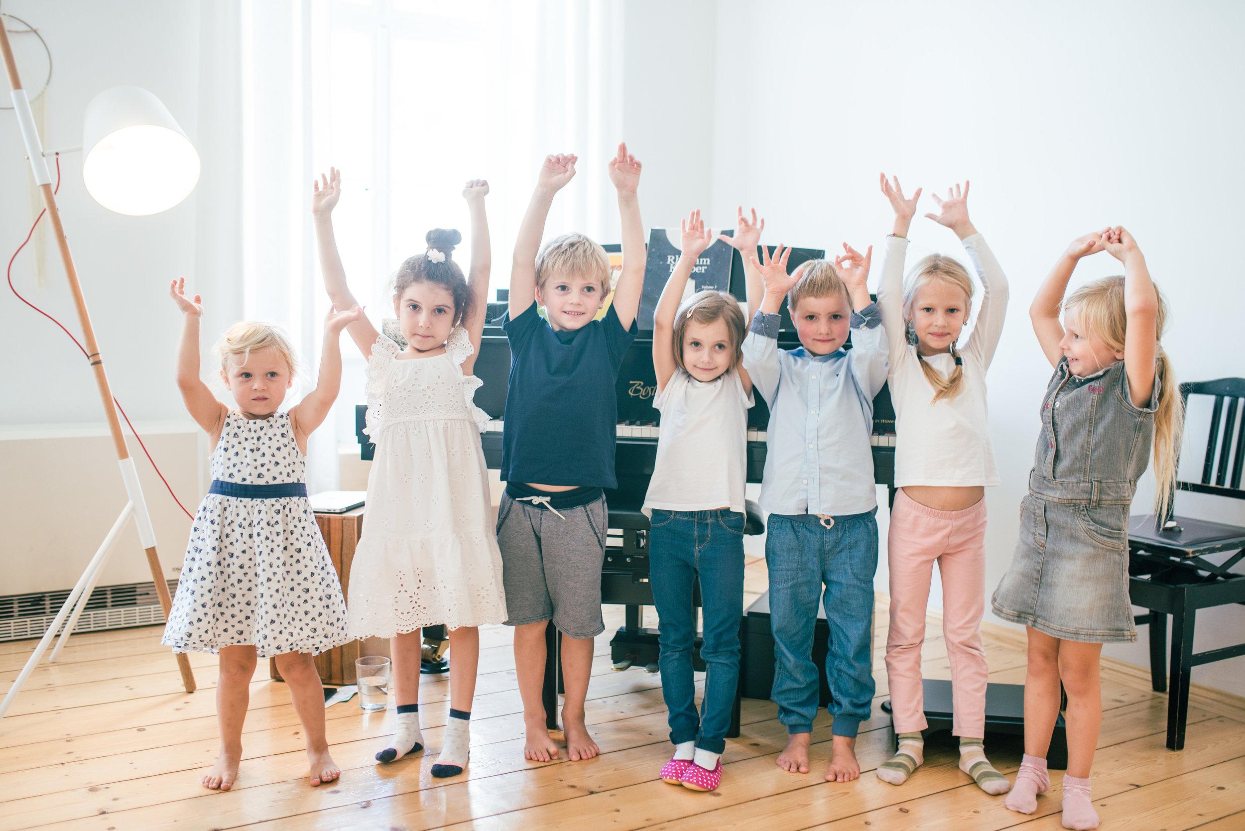 These Kids Spark Joy! -