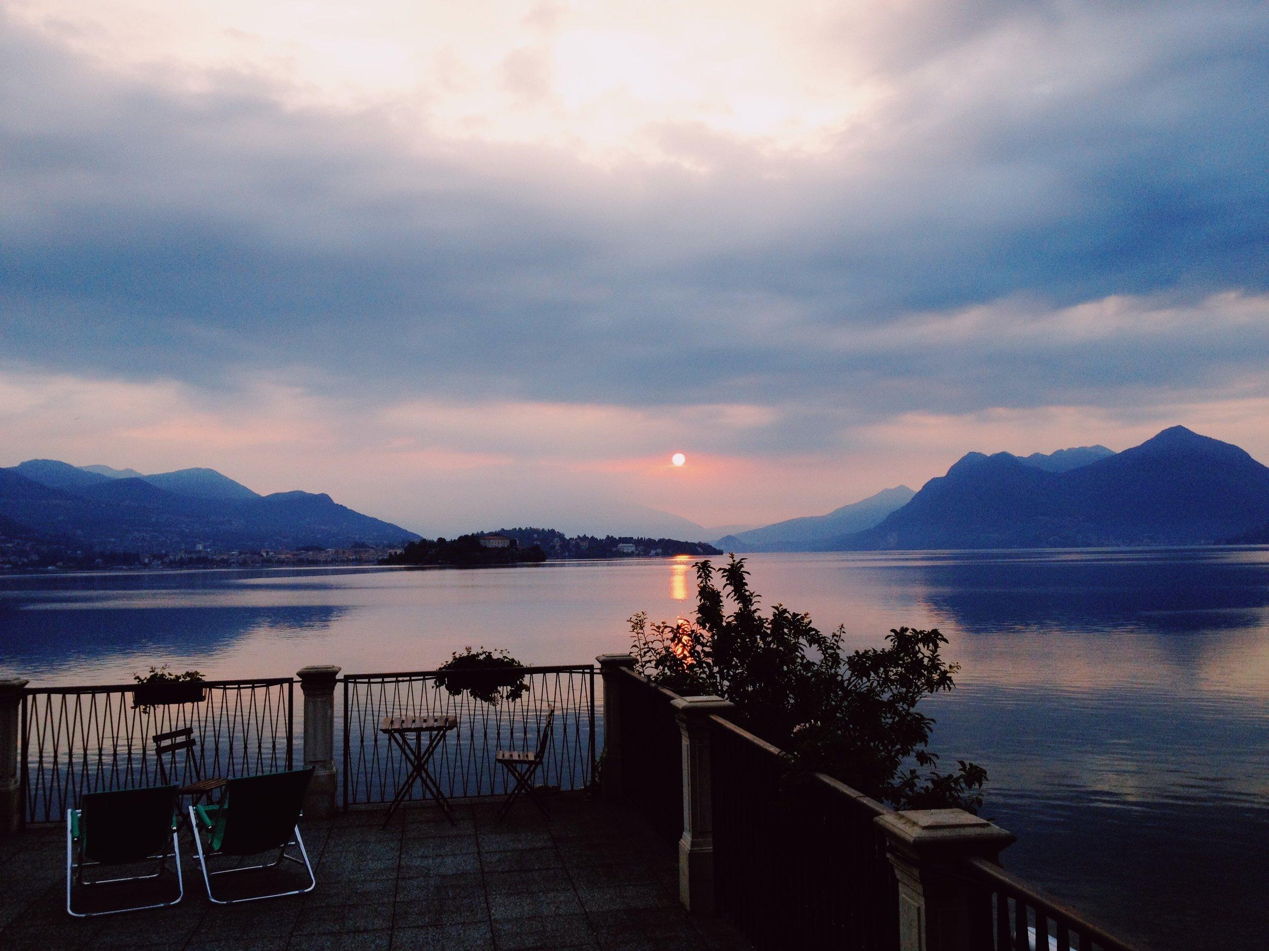 Italie - Lac majeur