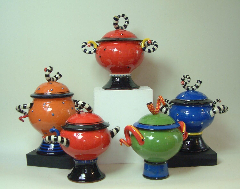 Sweety Jars