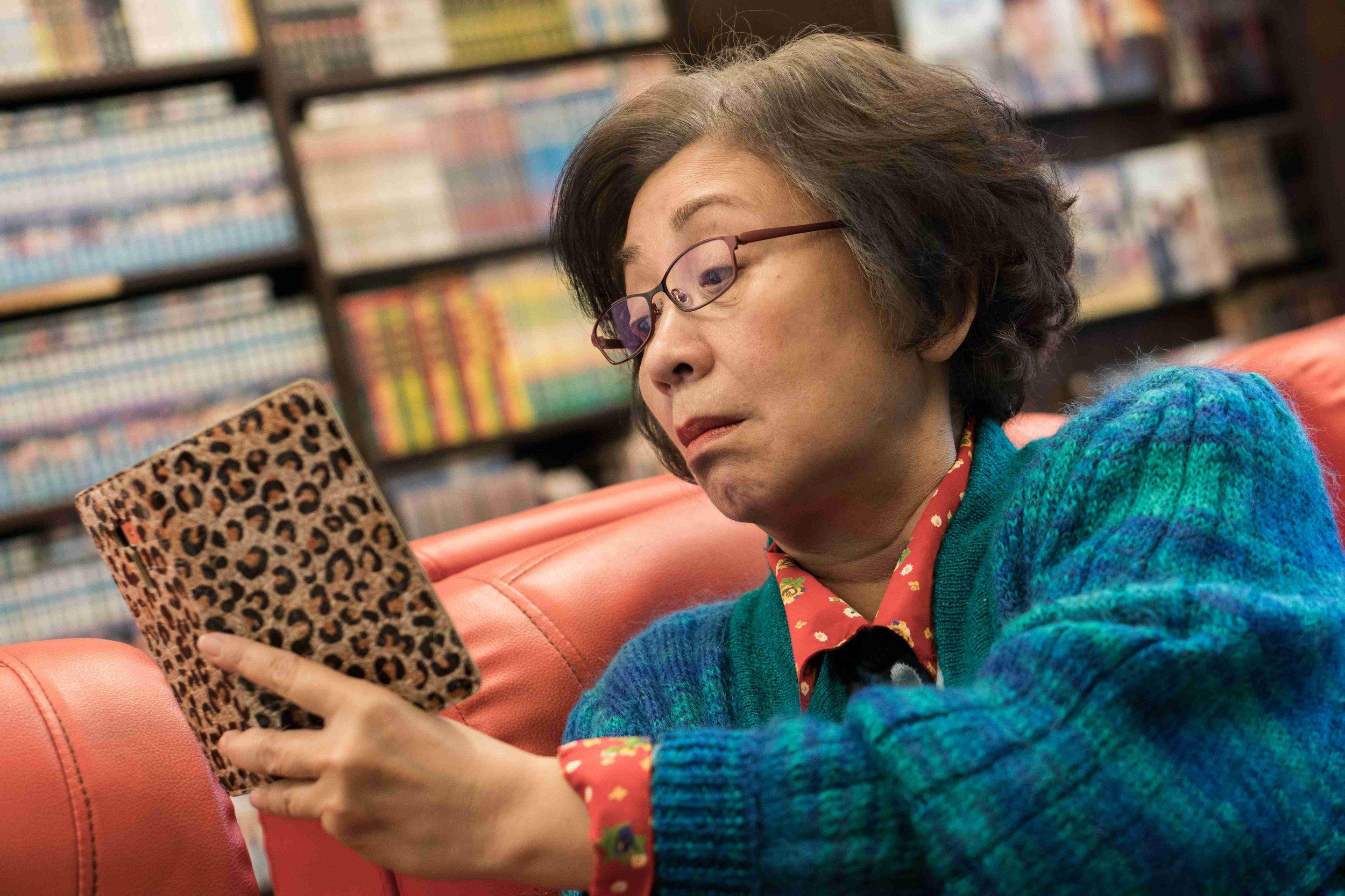 STORIES OF WOMEN TALK   With Moderator Helen De Witt, Director Bon An (Sen Sen) and Director Shin Su-won (Glass Garden) in partnership with Asia House