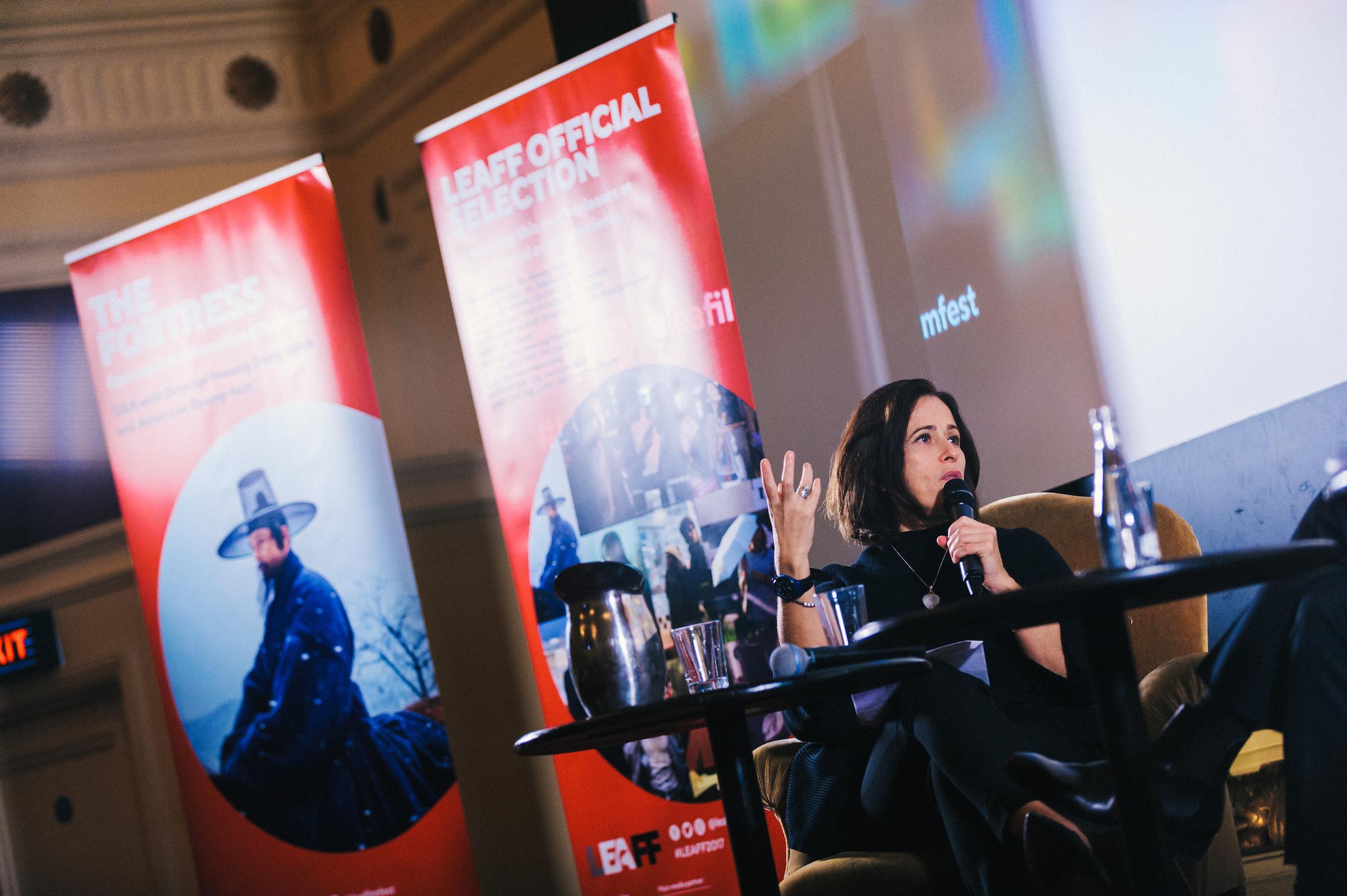 FUTURE TALENT TALK   In partnership with Film London