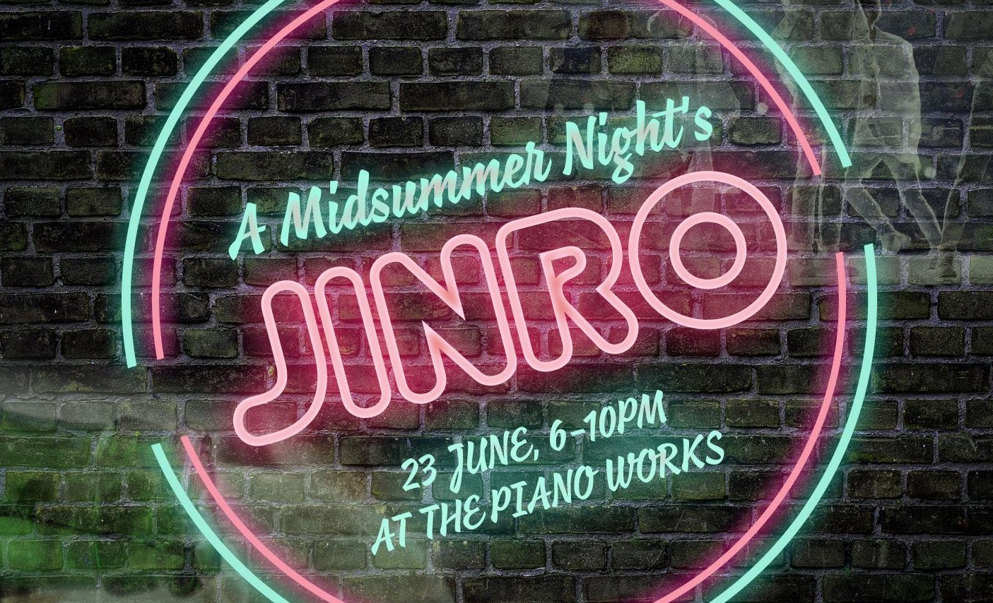 K-Music: A MIDSUMMER NIGHT'S JINRO    At the Piano Works  On 23rd June, 6pm
