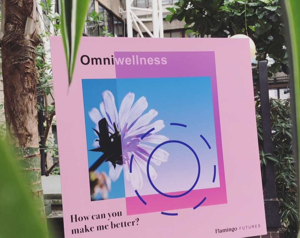 """""""Increasingly primal and expressive forms of stress management are entering the health and wellness space"""" - Flamingo Futures"""