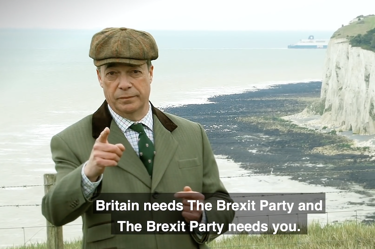 Image: The Brexit Party