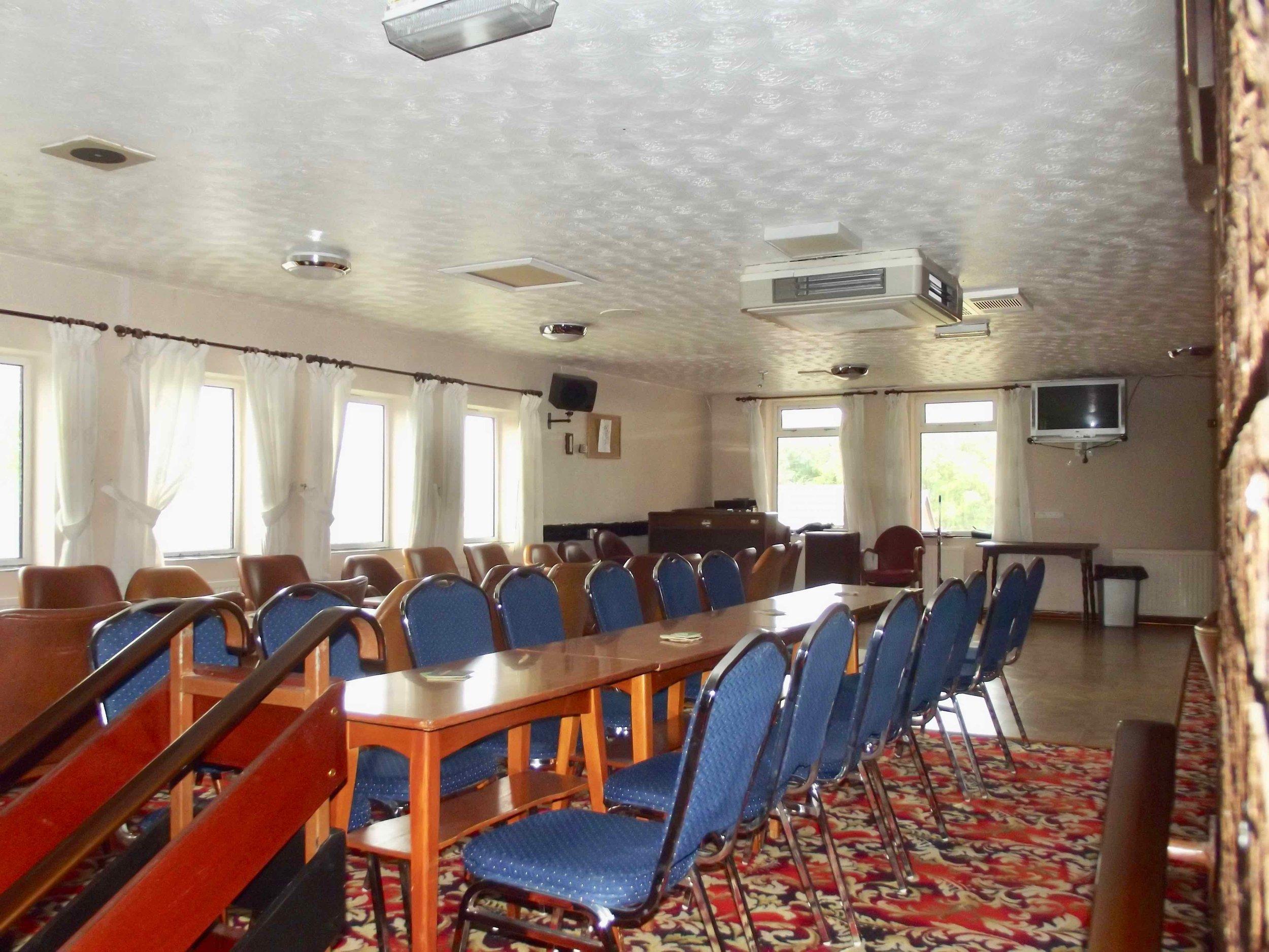 Gwersyllt Sports & Social Club Lounge Area