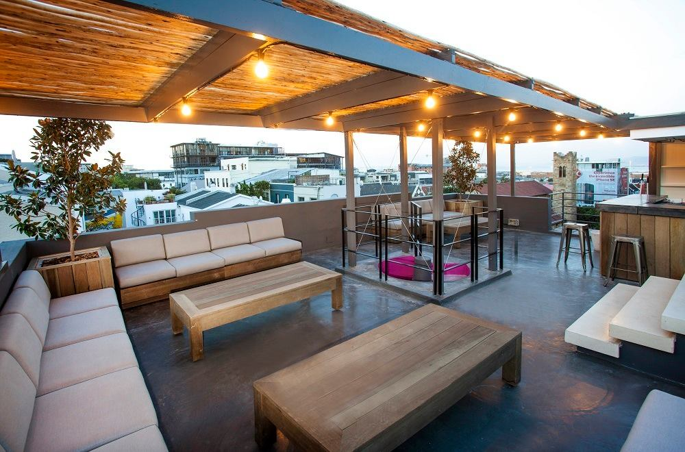 Skybar at The Grey Hotel -