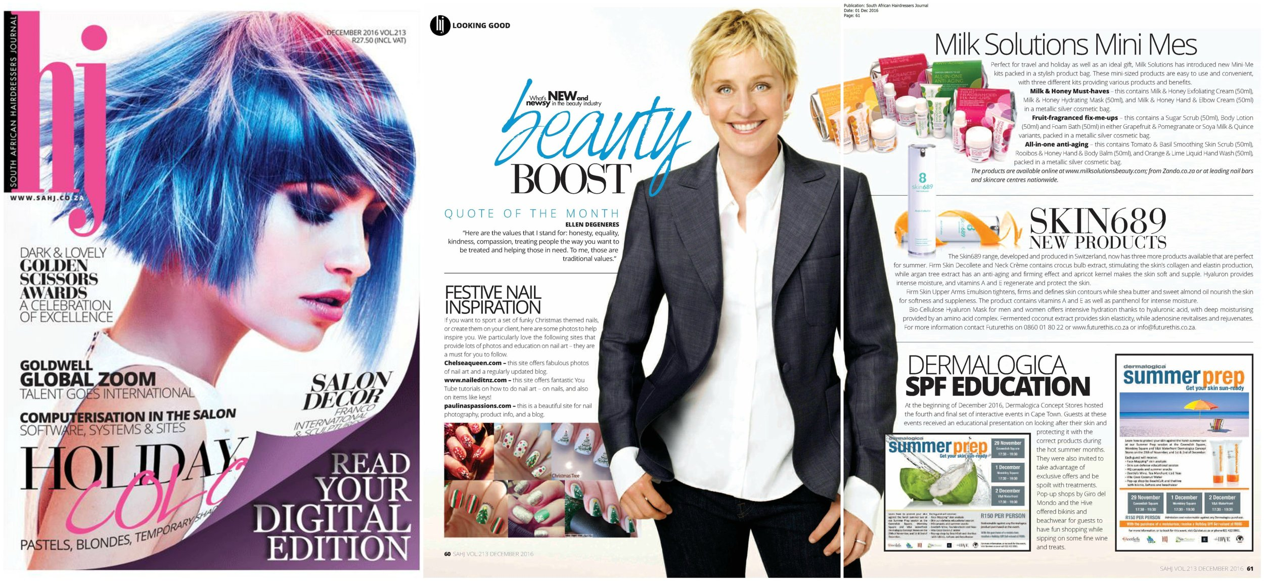 South African Hairdressers Journal -