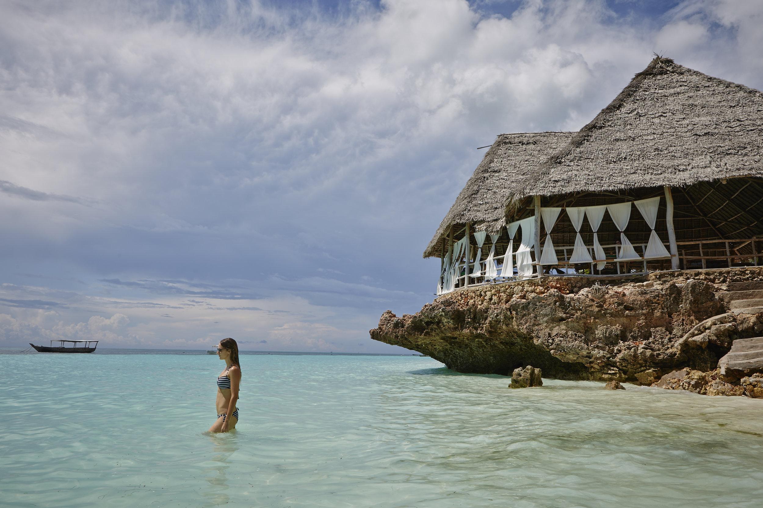Zanzibar Amber Resort -