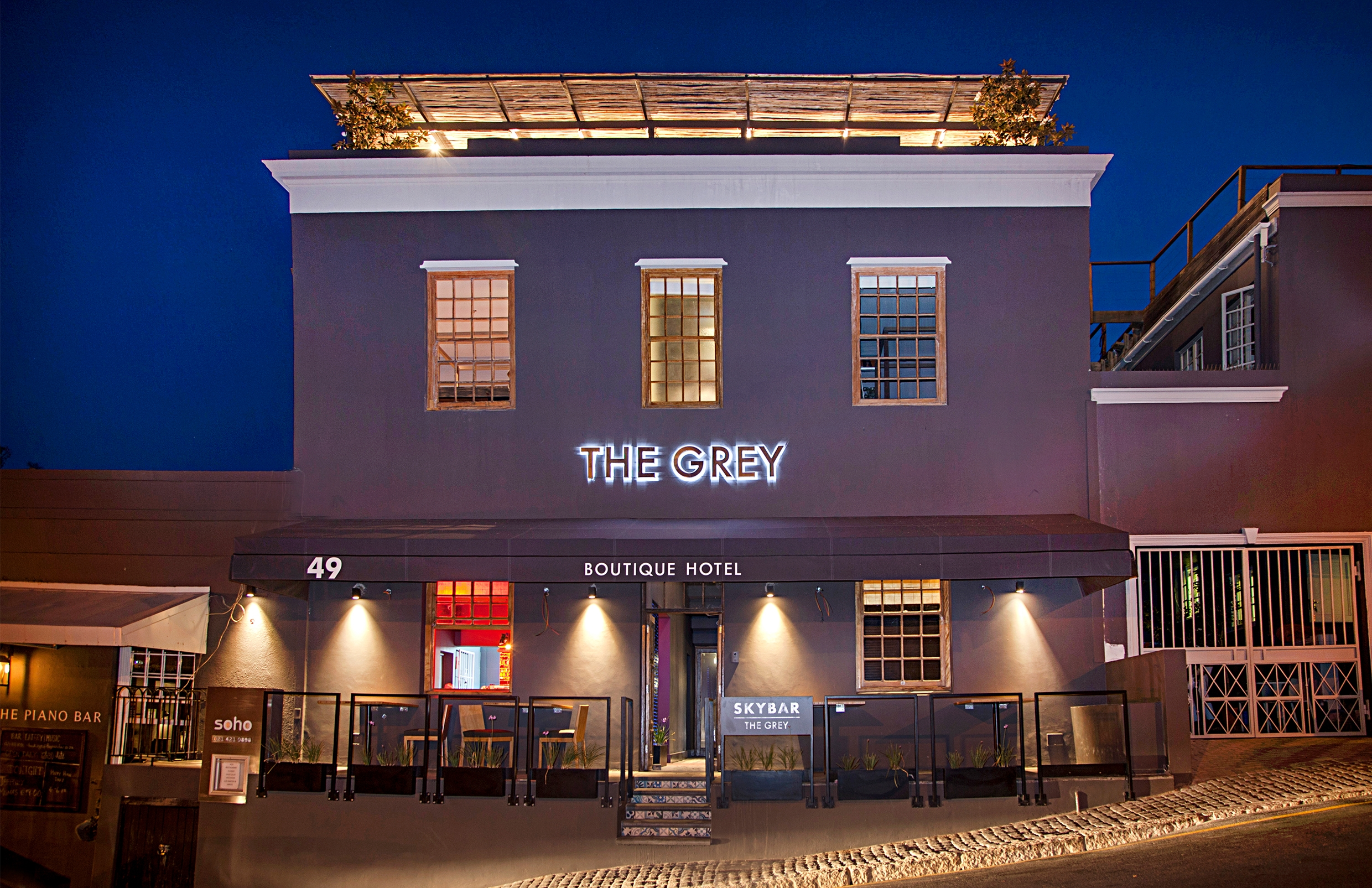 The Grey Boutique Hotel -