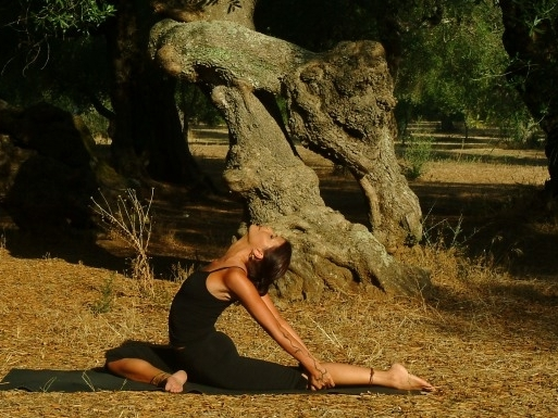 yoga salento