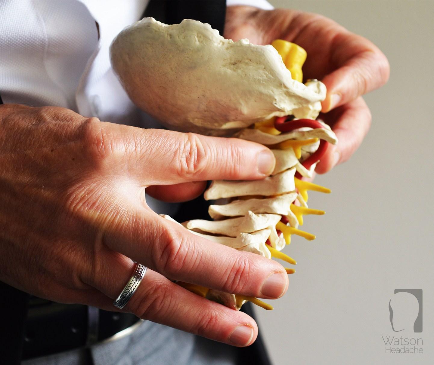 Dean Watson Headache Technique
