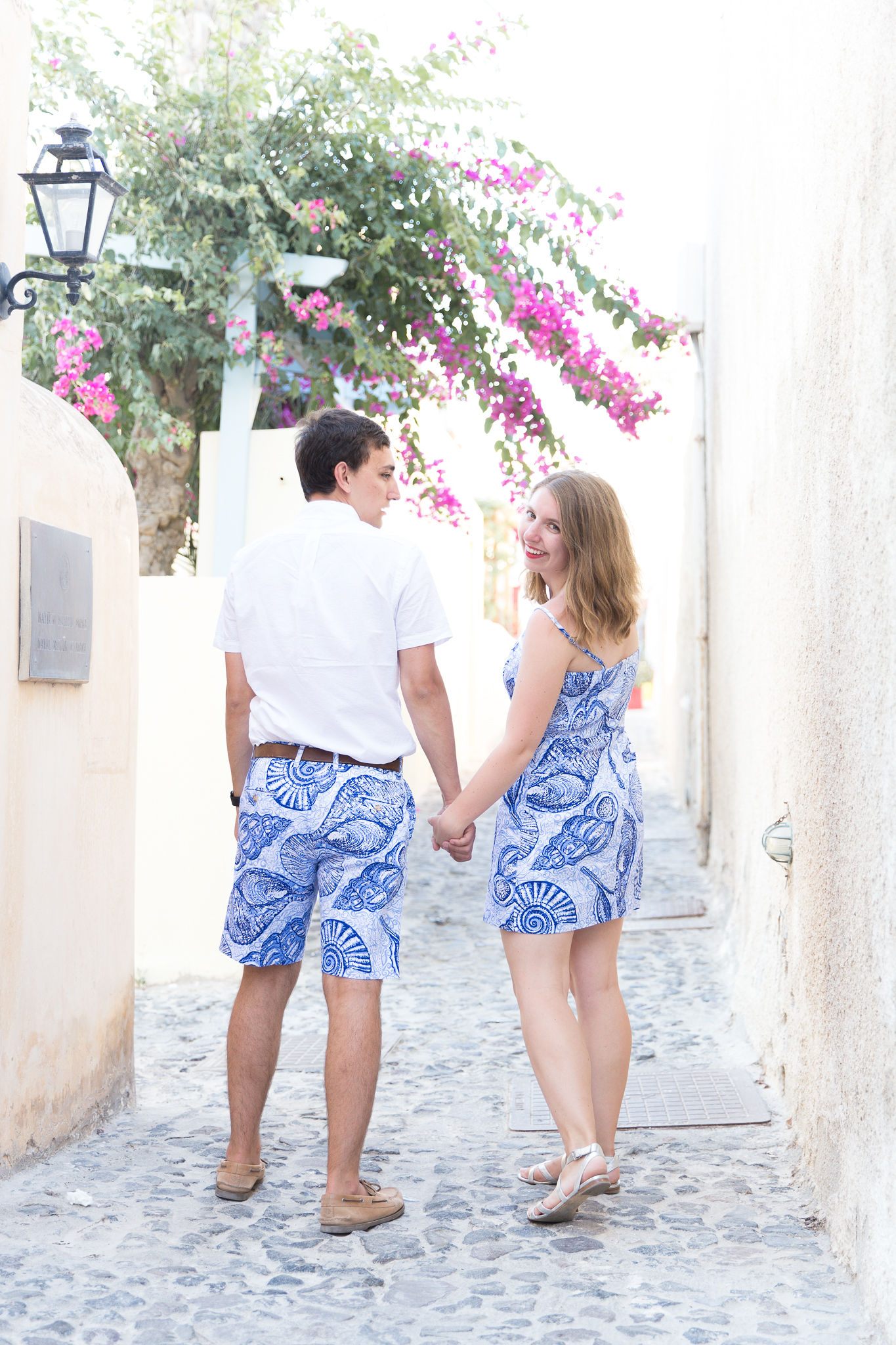 Greece Honeymoon Skyler Anne Phorography
