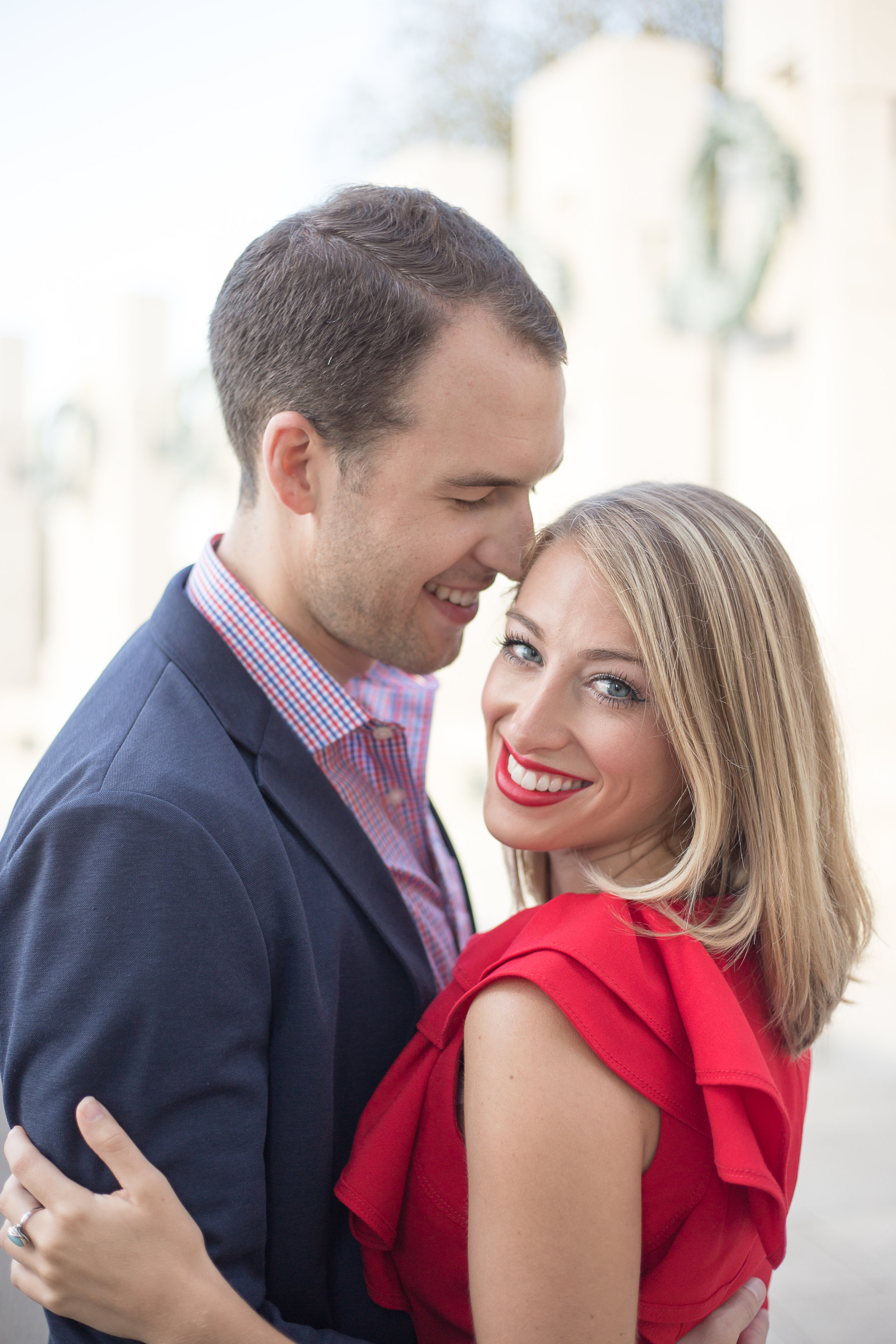 Capital Couple Sweetheart Session - Skyler Anne Photography LLC