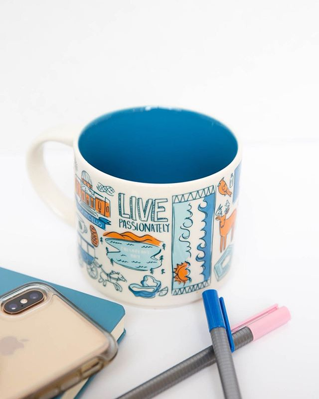 I don't know about you guys, I'm a minor mug enthusiast. I love the ones with designs and this Virginia themed one always makes me smile. Any other mug folks out there? Where do you get them from? Drop it in the comments!