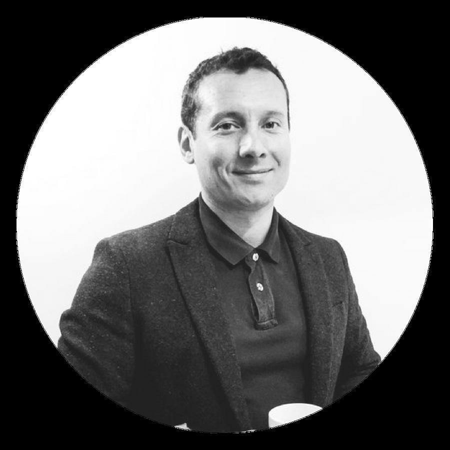 Adriano Herdman - Co-Founder &Talent Business Partner