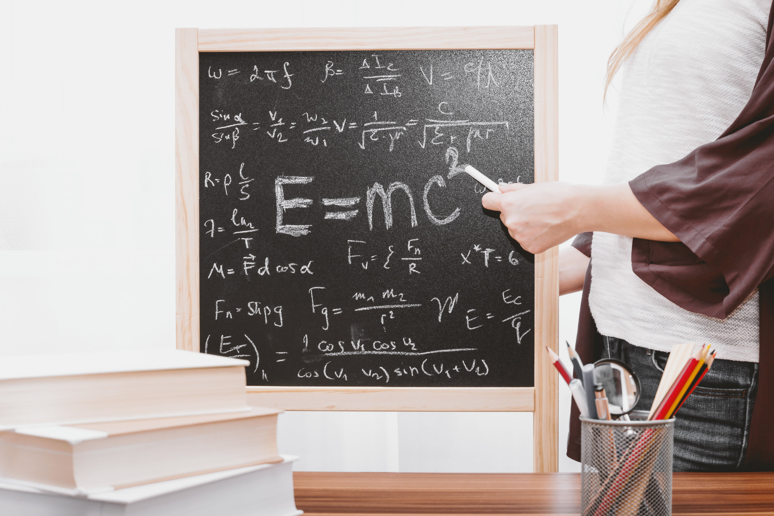 The actual formula is simpler than you'd think