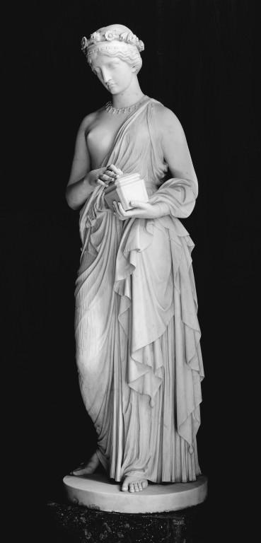 Pandora, John Gibson, c. 1860