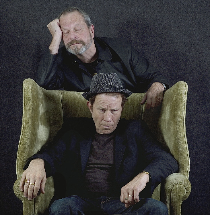 Terry Gilliam and Tom Waits