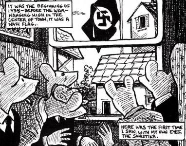 Maus, Art Spiegelman, 1980 - 1991
