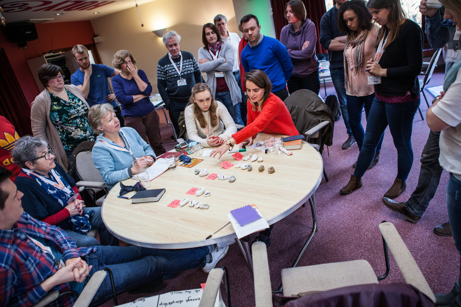 Youthwork Learning Communities -
