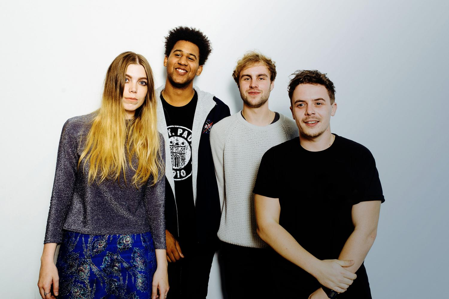 Louise Taylor Interviews Superfood for BURST Radio