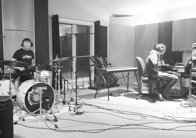 Laying down some beats. #newalbum #ontarioartscouncil @vinceaquilina @Ben_Leggett