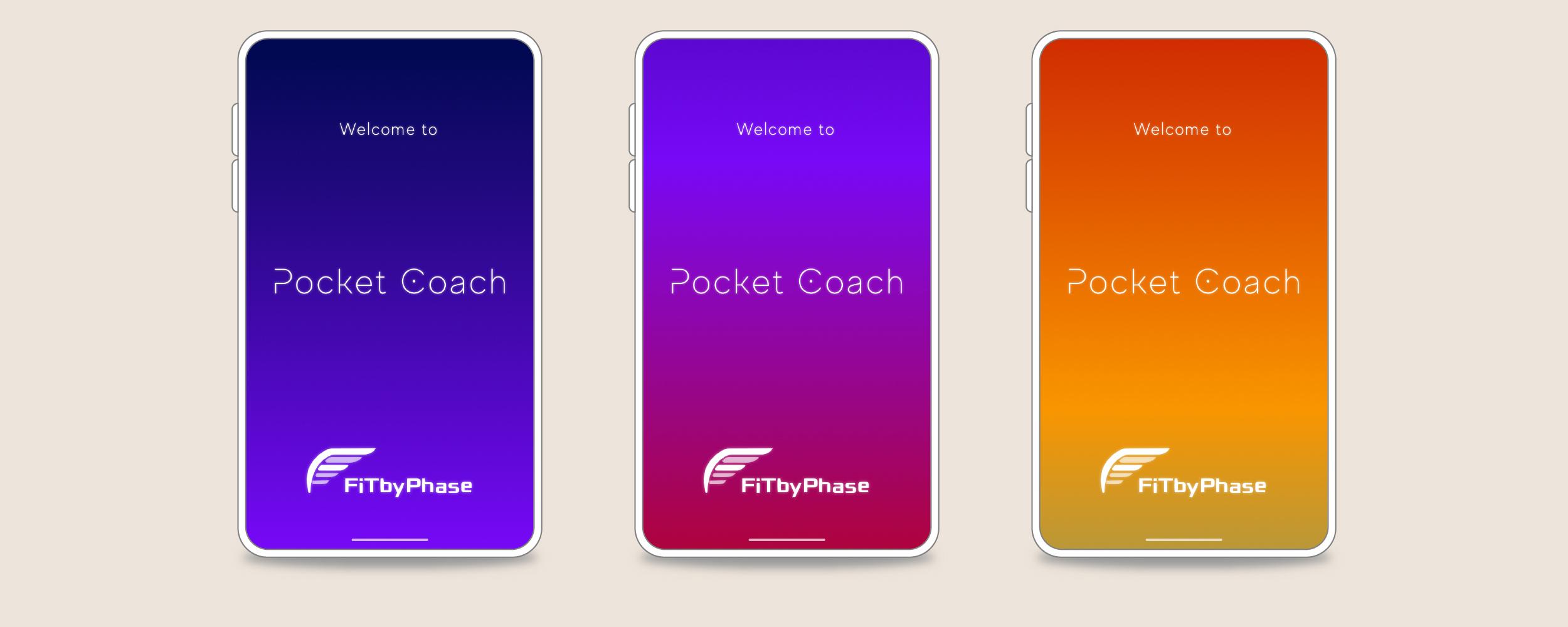 Pocket Coach Fitness App