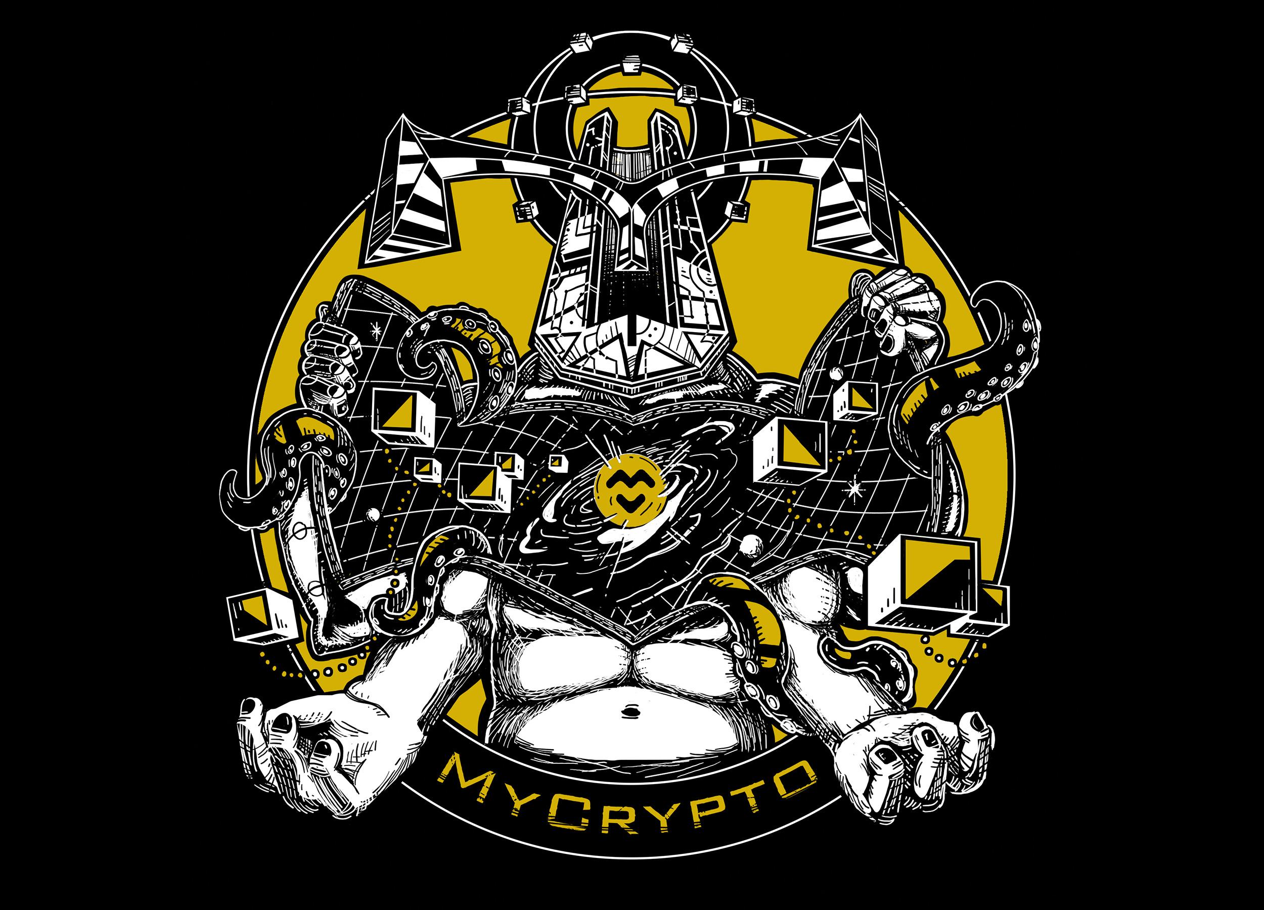 MyCrypto Illustration