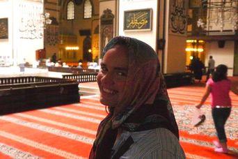 Grand Mosque, Istanbul, Turkey (2011)