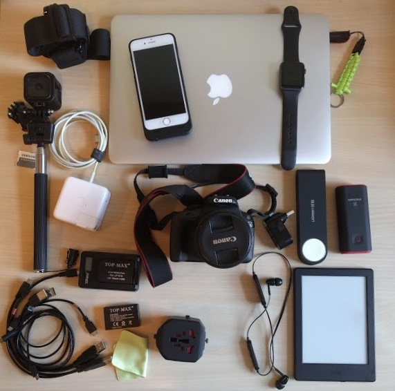 Electronic Packing List