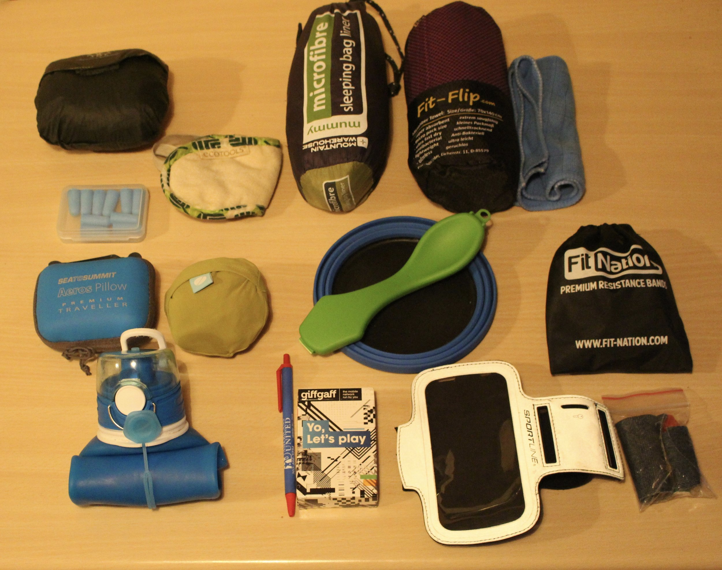 Miscellaneous Packing