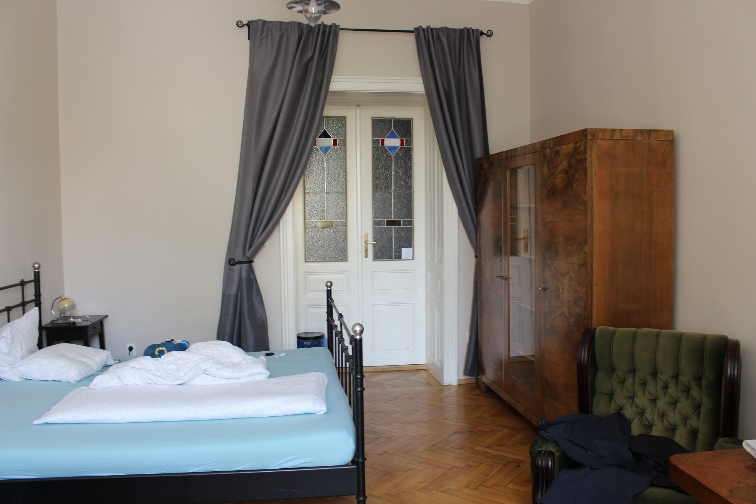 Private Room at Jacob Brno