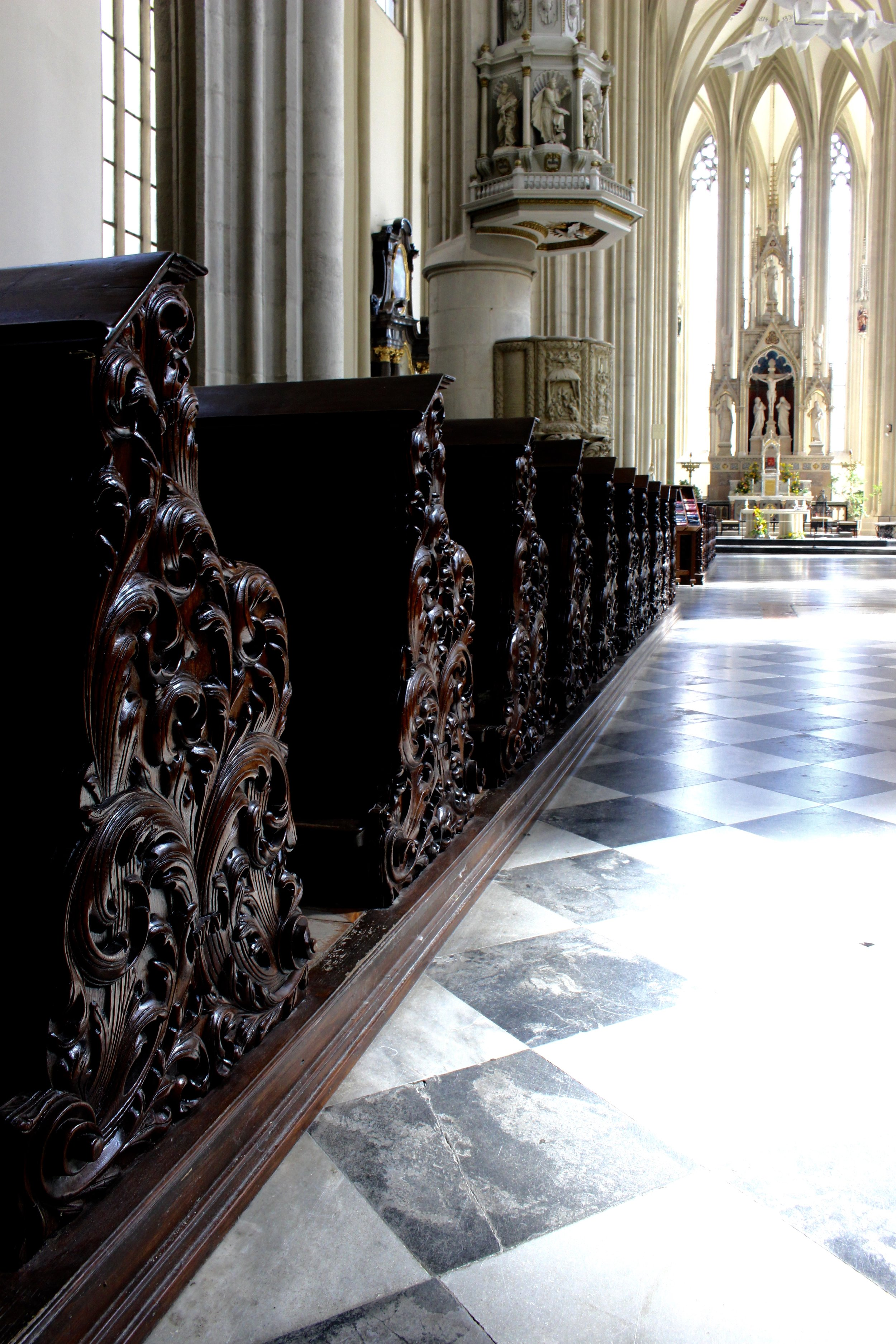 St. James' Church, Brno, Czechia