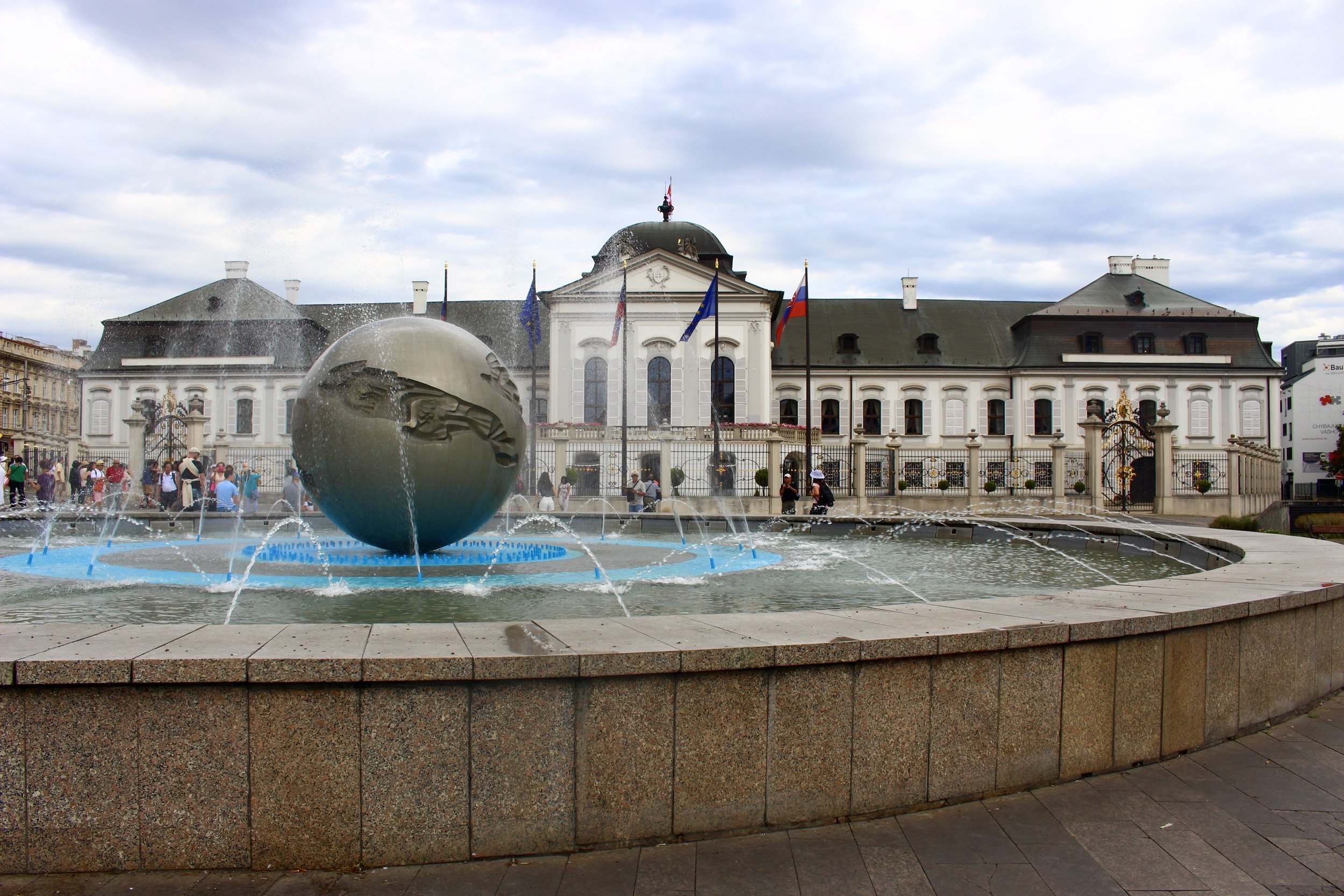 Grassalkovich Palace (Bratislava Slovakia)