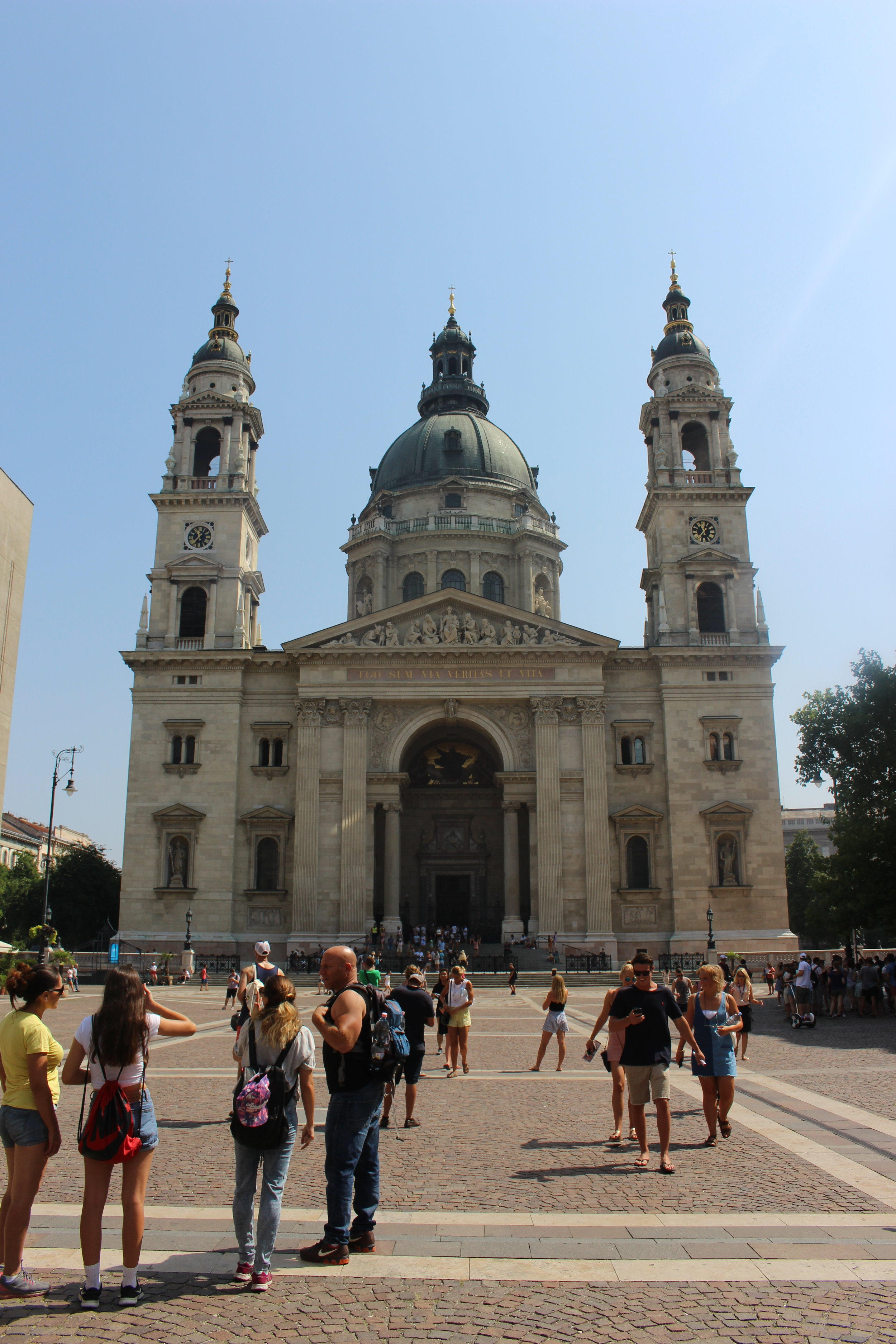 St. Stephen's Cathedral (Budapest, Hungary)