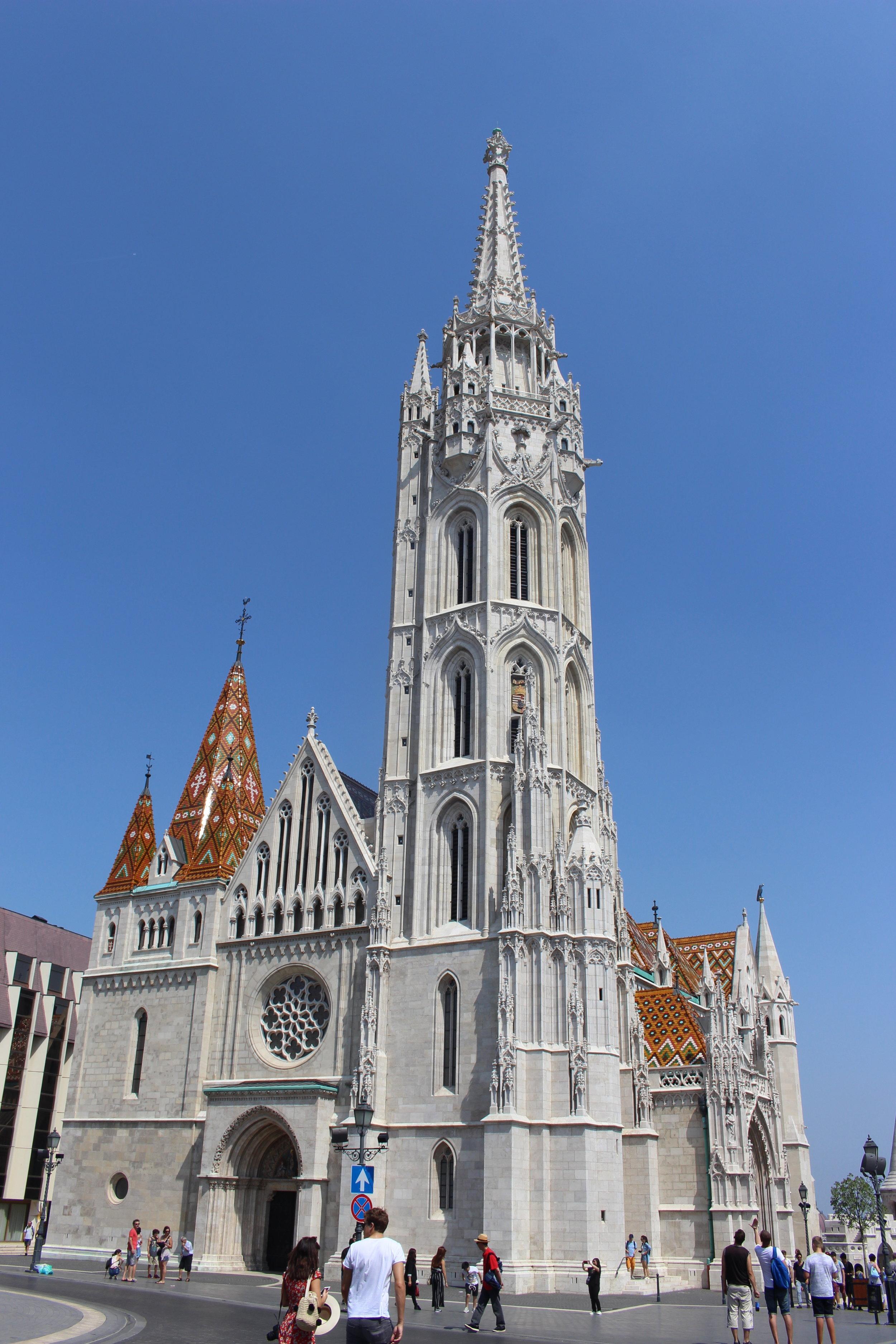 Matthias Church (Budapest, Hungary)