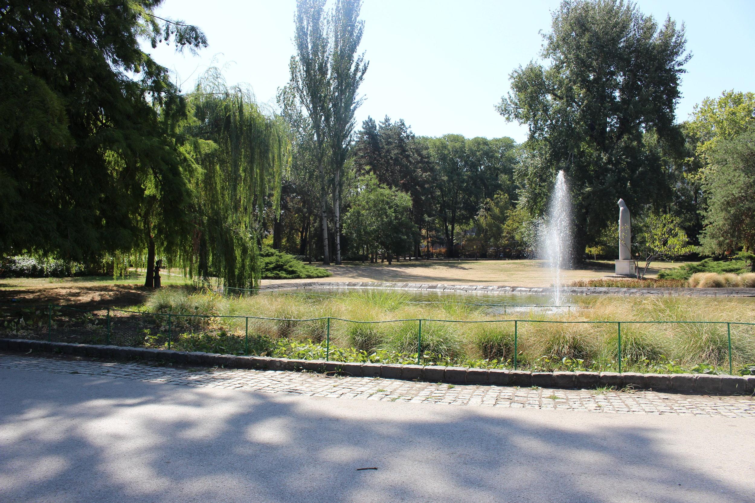 Danube Park (Novi Sad, Serbia)