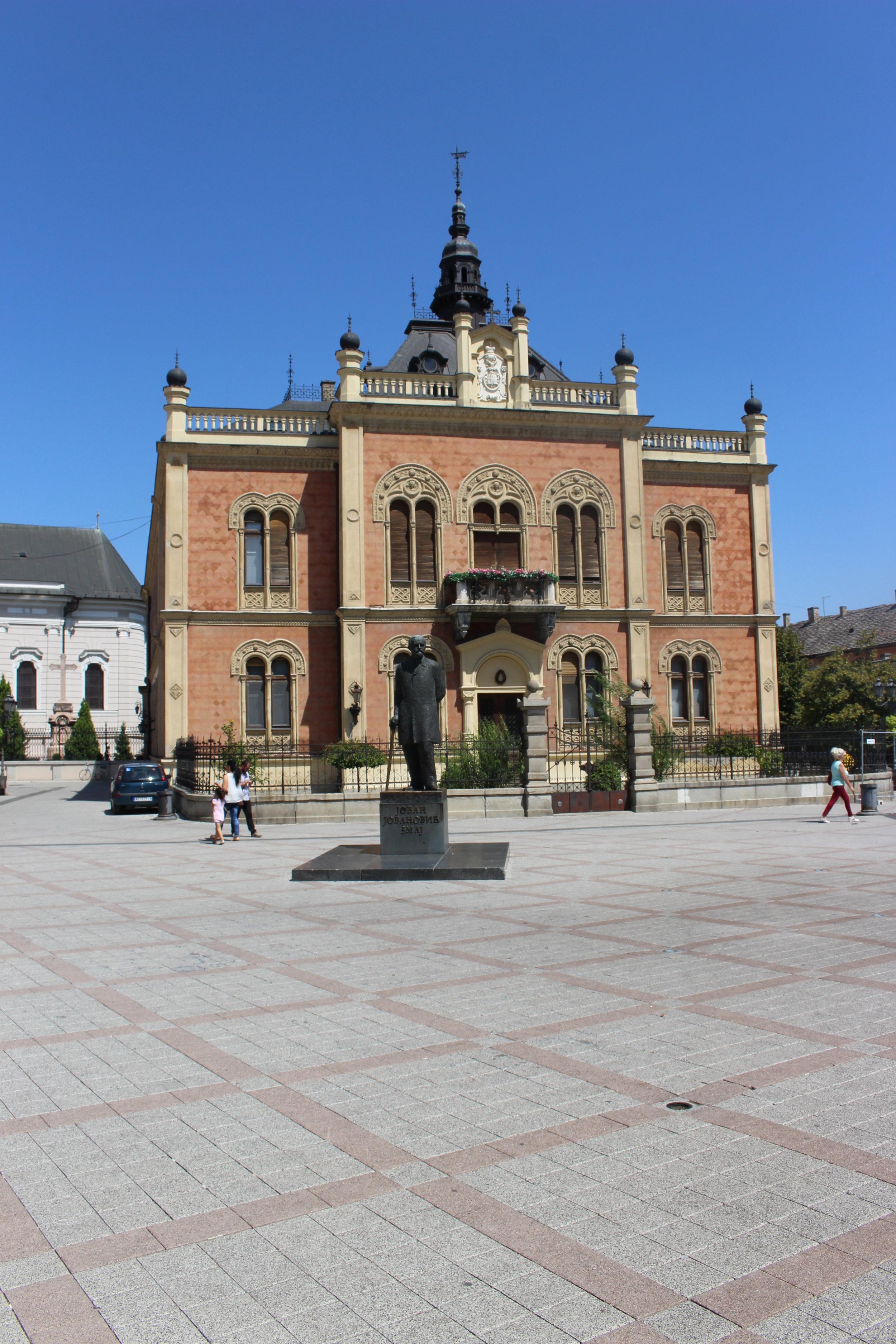 Vladicanski Dvor, Bishop's Palace (Novi Sad, Serbia)