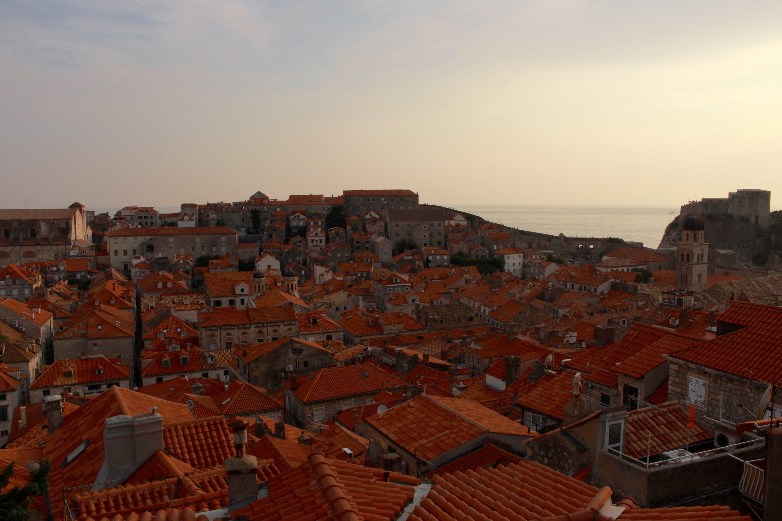 The Trans Traveller in Dubrovnik