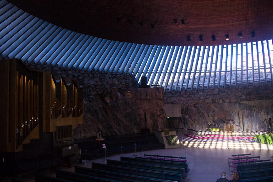 The Rock Church, Helsinki