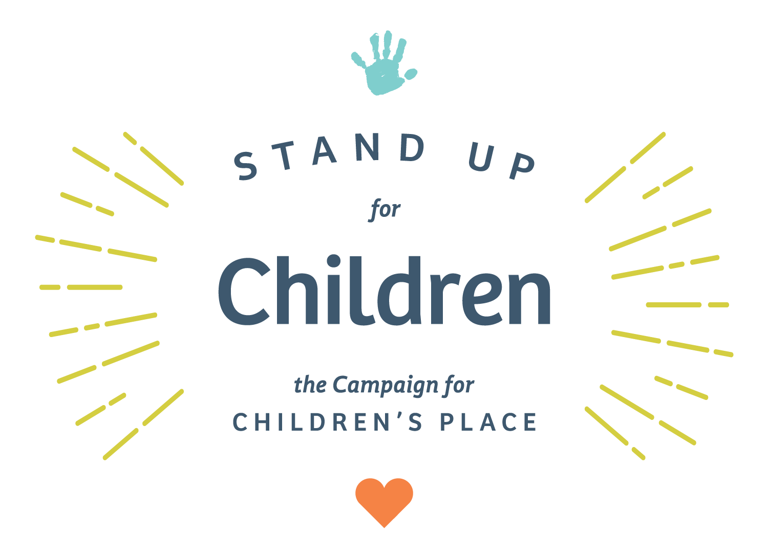 Stand Up for Children - the campaign for Children's Place, Inc.