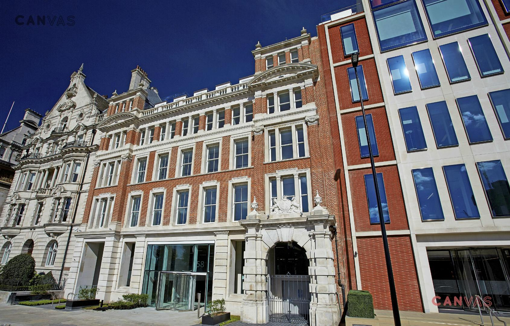 58 VE OFFICES LONDON