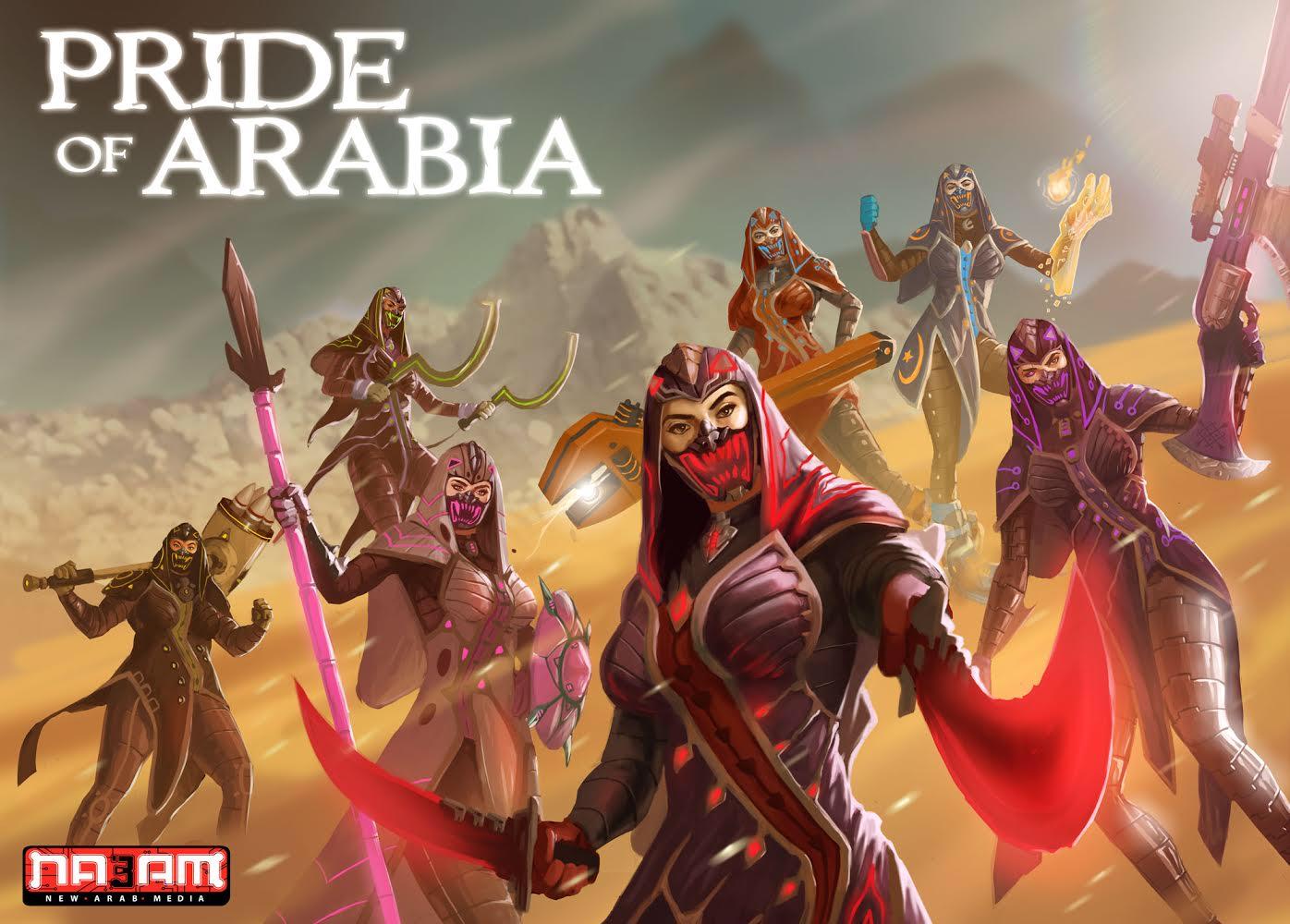 PRIDE OF ARABIA