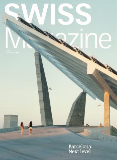 SWISS Magazine, Februar 2018